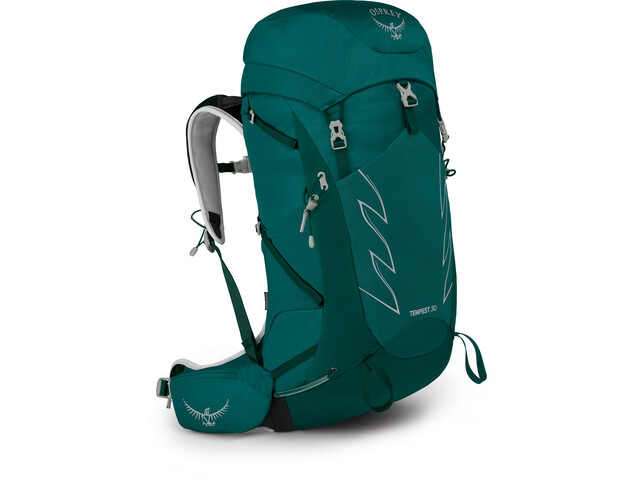 Osprey Tempest 30 Backpack Women, jasper green